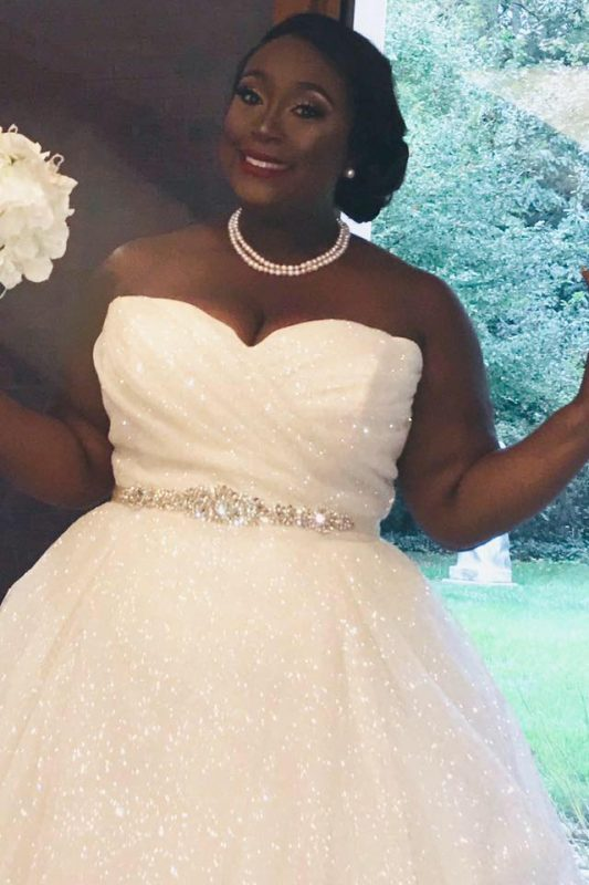 Kendra Nix Wedding Photo