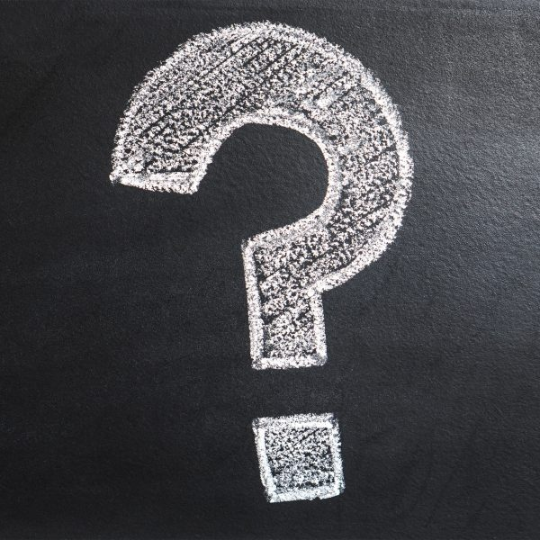Kendra Nix Question Mark Graphic