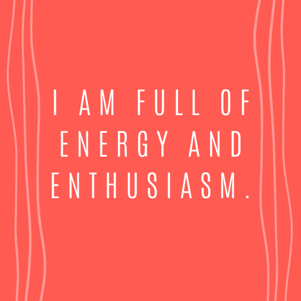 Kendra Nix Full of Energy